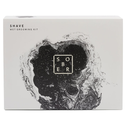 Sober Shave Wet Grooming Kit