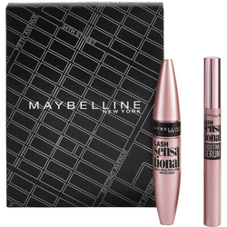 MAYBELLINE NEW YORK Make-up Set Lash Sensational Mascara und Lash Sensational Wimpernserum, 2-tlg.