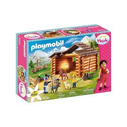 Playmobil® Spielwelt PLAYMOBIL® 70255 - Heidi - Peters Ziegenstall