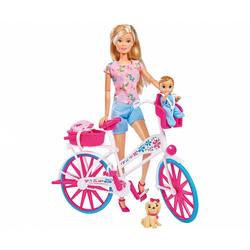 Simba Steffi Love Fahrradtour Puppe