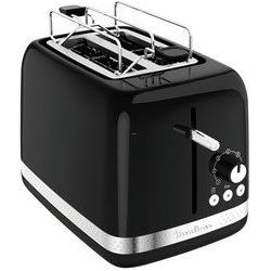 Moulinex LT3018, Toaster, Schwarz