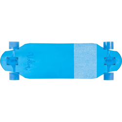 Volten Longboard Freeride Ice Blue