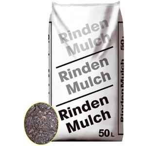 Rindenmulch 50 Liter Körnung 0-40mm NEU Qualitäts-Mulch aus Bayern!