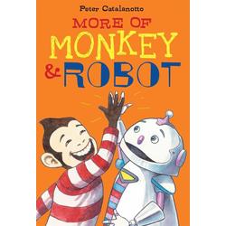 More of Monkey & Robot: eBook von Peter Catalanotto