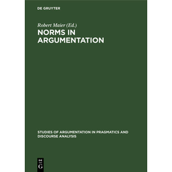 Norms in Argumentation als Buch von