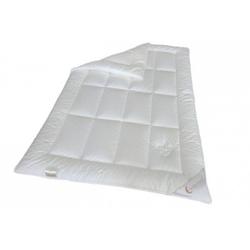 Ganzjahresbett LILLY medium (BL 155x220 cm) Schlafmond