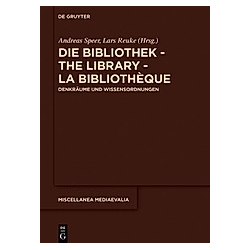 Die Bibliothek - The Library - La Bibliothèque - Buch