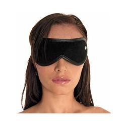 Rimba Edle Augenmaske aus Leder