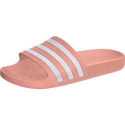 Badeschuh adidas, rosa, Gr. 42 - 42 - rosa