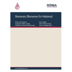 Bananas (Bananas En Habana): eBook von B. Dadi/ B. Panza