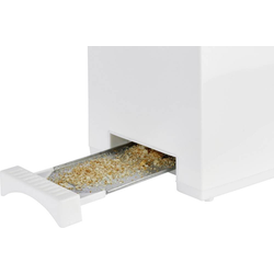 KORONA 2-in-1-Toaster Korona Langschlitz-Toaster, 1200 W