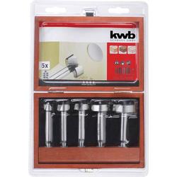 Kwb 706000 Forstnerbohrer-Set 1St.