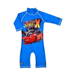 SWIMPY Badeanzug Baby Cars Badeanzug mit UV-Schutz für Jungen