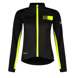 FORCE Fahrradjacke Frost, Lady, Winterjacke Wasserdicht, Atmungsaktiv XL