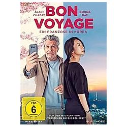 Bon Voyage - Ein Franzose in Korea - DVD  Filme