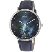 Boccia Titanium Boccia Damen Analog Quarz Uhr mit Echtes Leder Armband 3316-03