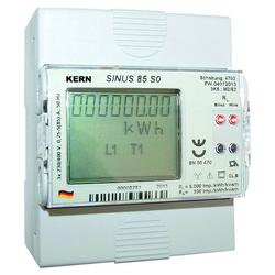 Kern 5/85A Drehstromzähler geeicht 3x230/400V