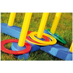 OA Ringwurfspiel mit 5 Stäben