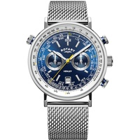 Rotary Henley Milanaise 42 mm GB05235/05