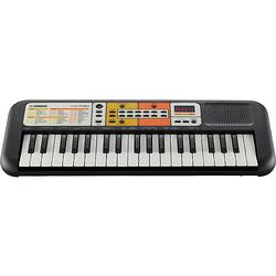 Tragbares Keyboard, 37 Tasten schwarz