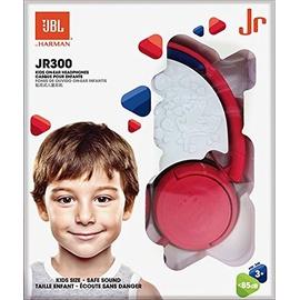 JBL JR300 blau / rot
