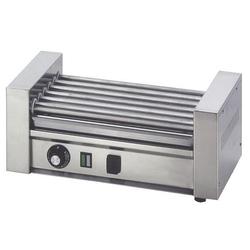 GGG Hot-Dog-Grill 460 x 270 x 200 mm für 6 Würstchen 18 kW CW6