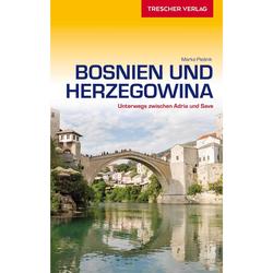 Reiseführer Bosnien und Herzegowina - Neu 2020|Bosnien Herzegowina