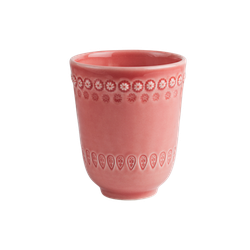 PotteryJo DAISY Becher Rosa 35 cl
