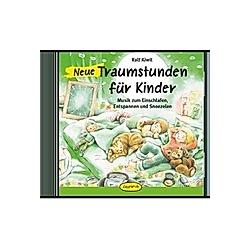 Neue Traumstunden für Kinder  1 Audio-CD - Hörbuch