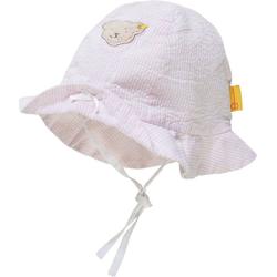 Steiff Sonnenhut Baby Sonnenhut für Mädchen 45
