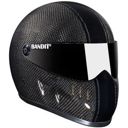 Bandit XXR Carbon Race Motorradhelm, carbon, Größe S