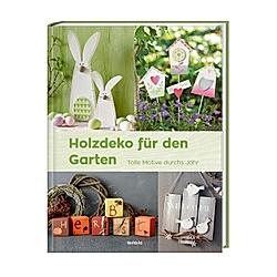 Holzdeko für den Garten - Buch