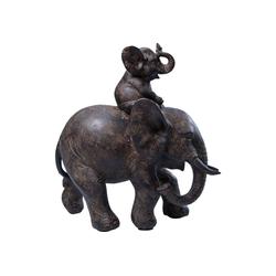 KARE Dekoobjekt Deko Figur Elefant Dumbo Uno