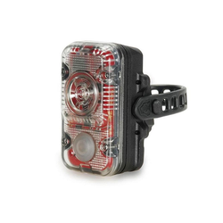 Lupine Fahrradbeleuchtung Lupine Rotlicht MAX schwarz (StVZO Rücklicht) 40