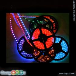 LED Lichtband Strip 5m 300 SMD LED RGB