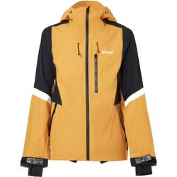 Oakley - TC Gunn Shell Jacket Gold Yellow - Skijacken - Größe: M