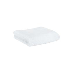 Vossen Handtuch Snuggy-B in weiß, 50 x 100 cm