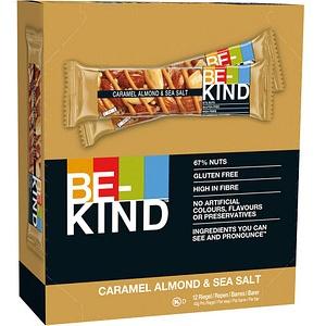BE-KIND Caramel Almond & Sea Salt Nussriegel 12 Riegel