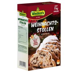 Weihnachtsstollen - Werner's