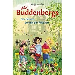 Der Schatz  der mit der Post kam / Wir Buddenbergs Bd.1. Antje Herden  - Buch