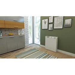 Möbel-Lux Esstisch Masomat, Esstisch mit Stauraumregal Klappbar