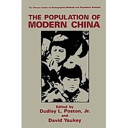 The Population of Modern China - Buch