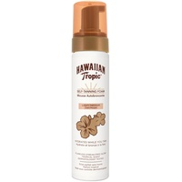 Hawaiian Tropic Self-Tanning-Foam light/medium, 200 ml