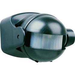 Smartwares 10.017.11 Aufputz PIR-Bewegungsmelder 180° Schwarz IP44