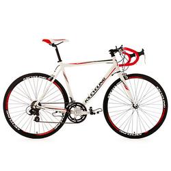 28 Rennrad 14 Gänge Euphoria Rennräder weiß
