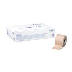 MaiMed® plast Rollenpflaster, Heft- und Fixierpflaster, 1 Packung = 12 Rollen; 2,5 cm x 9,1 m