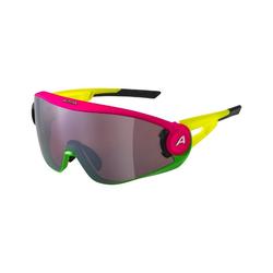 Alpina Sportbrille 5W1NG Q+CM Sportbrille grün