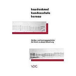 baudenkmal bundesschule bernau - Buch