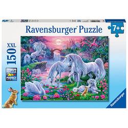 Ravensburger XXL Einhörner im Abendrot Puzzle 150 Teile