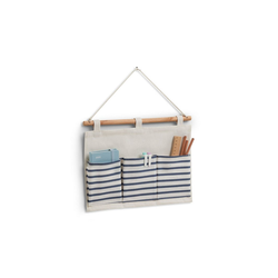 HTI-Living Aufbewahrungsbox Hänge Aufbewahrung Stripes, Hängeaufbewahrung 35 cm x 25 cm